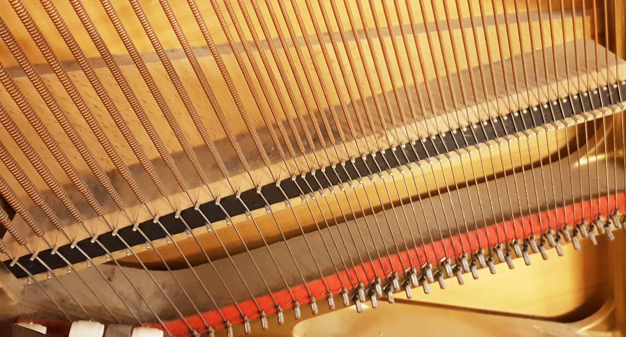 Nordiska Piano Classica Modell 115